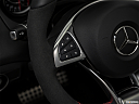 2019 Mercedes-Benz GLA-Class AMG GLA 45, steering wheel controls (left side)