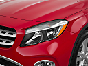 2019 Mercedes-Benz GLA-Class GLA250, drivers side headlight.