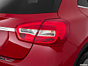 2019 Mercedes-Benz GLA-Class GLA250, passenger side taillight.