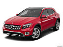 2019 Mercedes-Benz GLA-Class GLA250, front angle view.