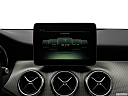 2019 Mercedes-Benz GLA-Class GLA250, closeup of radio head unit