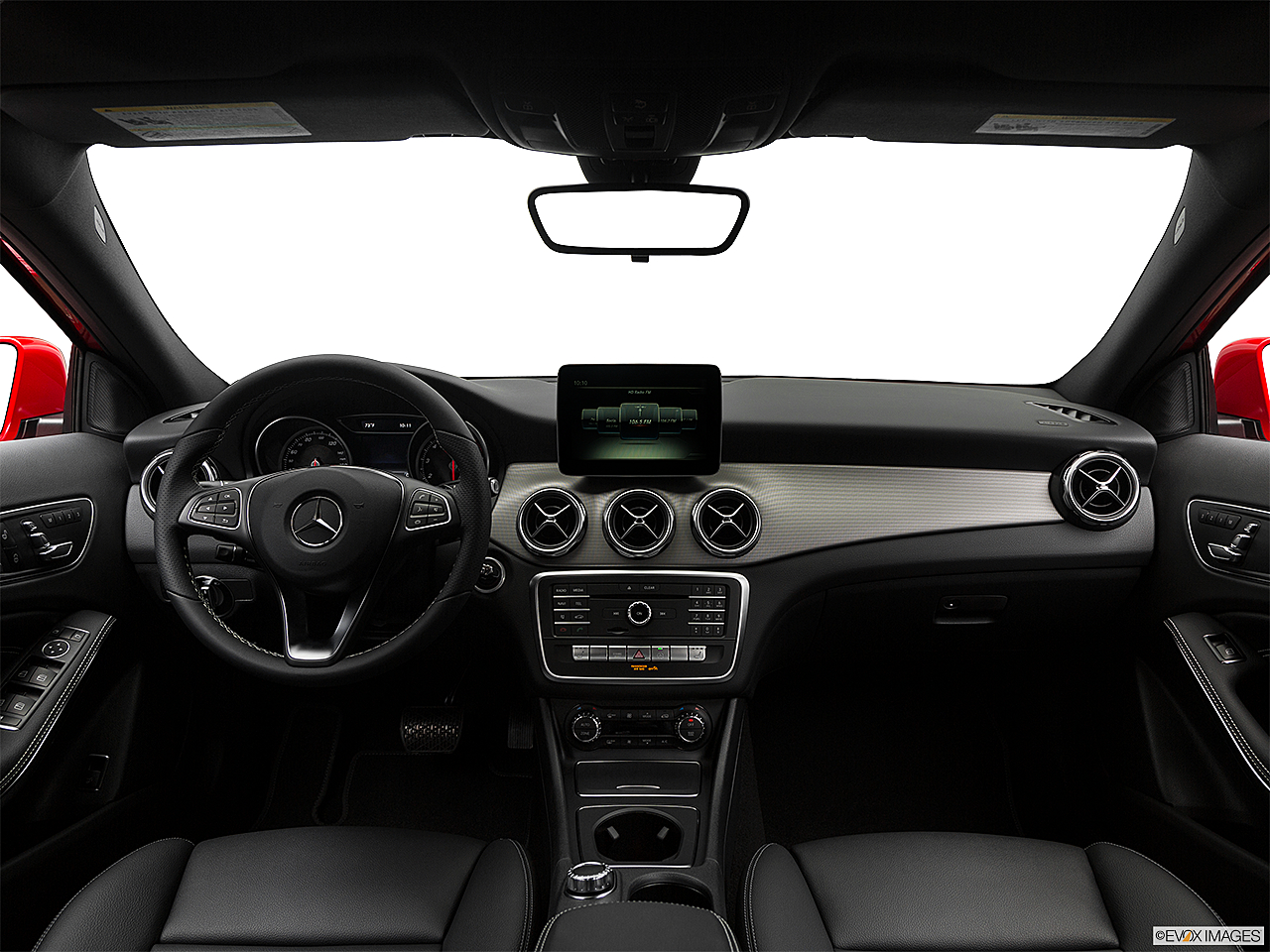 2019 Mercedes-Benz GLA-Class GLA250, centered wide dash shot