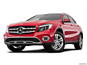 2019 Mercedes-Benz GLA-Class GLA250, front angle view, low wide perspective.
