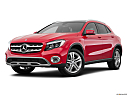 2019 Mercedes-Benz GLA-Class GLA250, front angle medium view.