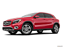 2019 Mercedes-Benz GLA-Class GLA250, low/wide front 5/8.