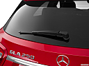 2019 Mercedes-Benz GLA-Class GLA250, rear window wiper