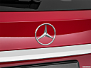2019 Mercedes-Benz GLA-Class GLA250, rear manufacture badge/emblem