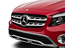 2019 Mercedes-Benz GLA-Class GLA250, close up of grill.