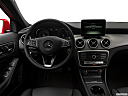 2019 Mercedes-Benz GLA-Class GLA250, steering wheel/center console.