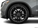 2019 Mercedes-Benz GLC-Class AMG GLC 63, front drivers side wheel at profile.