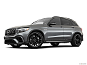 2019 Mercedes-Benz GLC-Class AMG GLC 63, low/wide front 5/8.