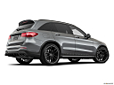 2019 Mercedes-Benz GLC-Class AMG GLC 63, low/wide rear 5/8.