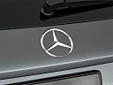 2019 Mercedes-Benz GLC-Class AMG GLC 63, rear manufacture badge/emblem
