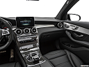 2019 Mercedes-Benz GLC-Class AMG GLC 63, center console/passenger side.