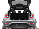 2019 Mercedes-Benz GLC-Class AMG GLC 63, trunk open.