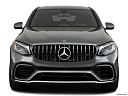 2019 Mercedes-Benz GLC-Class AMG GLC 63, low/wide front.