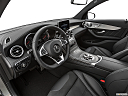 2019 Mercedes-Benz GLC-Class AMG GLC 63, interior hero (driver's side).