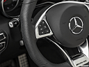 2019 Mercedes-Benz GLC-Class AMG GLC 63, steering wheel controls (left side)