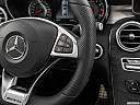 2019 Mercedes-Benz GLC-Class AMG GLC 63, steering wheel controls (right side)