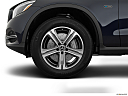 2019 Mercedes-Benz GLC-Class GLC 350e 4MATIC, front drivers side wheel at profile.