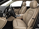 2019 Mercedes-Benz GLC-Class GLC 350e 4MATIC, front seats from drivers side.