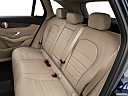 2019 Mercedes-Benz GLC-Class GLC 350e 4MATIC, rear seats from drivers side.