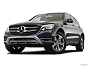 2019 Mercedes-Benz GLC-Class GLC 350e 4MATIC, front angle view, low wide perspective.