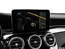 2019 Mercedes-Benz GLC-Class GLC300, driver position view of navigation system.