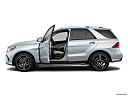 2019 Mercedes-Benz GLE-Class AMG GLE 43, driver's side profile with drivers side door open.
