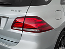 2019 Mercedes-Benz GLE-Class AMG GLE 43, passenger side taillight.