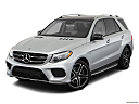 2019 Mercedes-Benz GLE-Class AMG GLE 43, front angle view.