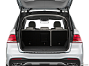 2019 Mercedes-Benz GLE-Class AMG GLE 43, trunk open.
