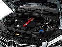 2019 Mercedes-Benz GLE-Class AMG GLE 43, engine.