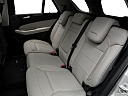 2019 Mercedes-Benz GLE-Class AMG GLE 43, rear seats from drivers side.