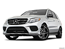 2019 Mercedes-Benz GLE-Class AMG GLE 43, front angle view, low wide perspective.