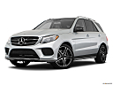 2019 Mercedes-Benz GLE-Class AMG GLE 43, front angle medium view.