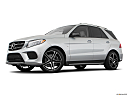 2019 Mercedes-Benz GLE-Class AMG GLE 43, low/wide front 5/8.