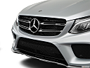 2019 Mercedes-Benz GLE-Class AMG GLE 43, close up of grill.