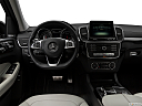 2019 Mercedes-Benz GLE-Class AMG GLE 43, steering wheel/center console.