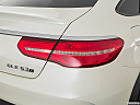2019 Mercedes-Benz GLE-Class Coupe AMG GLE 63 S, passenger side taillight.