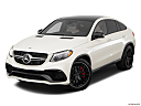 2019 Mercedes-Benz GLE-Class Coupe AMG GLE 63 S, front angle view.