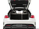 2019 Mercedes-Benz GLE-Class Coupe AMG GLE 63 S, trunk open.