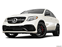 2019 Mercedes-Benz GLE-Class Coupe AMG GLE 63 S, front angle view, low wide perspective.