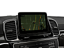 2019 Mercedes-Benz GLE-Class Coupe AMG GLE 63 S, driver position view of navigation system.