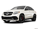 2019 Mercedes-Benz GLE-Class Coupe AMG GLE 63 S, front angle medium view.