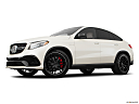 2019 Mercedes-Benz GLE-Class Coupe AMG GLE 63 S, low/wide front 5/8.