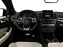 2019 Mercedes-Benz GLE-Class Coupe AMG GLE 63 S, steering wheel/center console.
