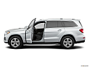 2019 Mercedes-Benz GLS-Class GLS 450 4MATIC, driver's side profile with drivers side door open.