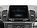 2019 Mercedes-Benz GLS-Class GLS 450 4MATIC, closeup of radio head unit
