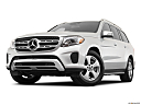 2019 Mercedes-Benz GLS-Class GLS 450 4MATIC, front angle view, low wide perspective.